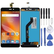 Per ZTE Blade X3 A452 Schermo LCD Display Touch Digitizer Assembly Parte Nero