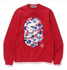 Big Ape Head Bape Crewneck