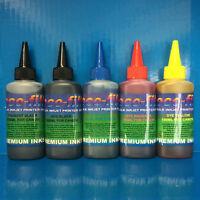 500ml ECOFILL Pigment/Dye Refill Ink Fit Canon Pixma MG5750 MG5751 MG5752 MG5753