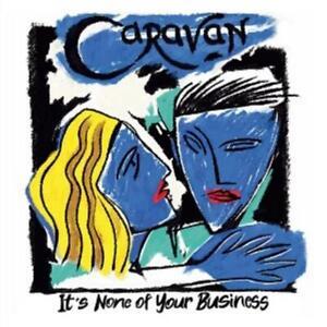CARAVAN - ITS NONE OF YOUR BUSINESS SEALED 2021 DIGIPAK CD CANTERBURY PROG