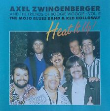 AXEL ZWINGENBERGER AND THE FRIENDS OF BOOGIE WOOGIE - VOL. 8 - HEAT IT UP ! (GER