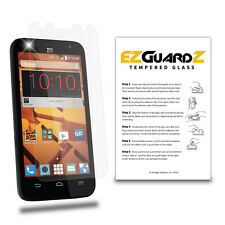 2-Pack EZguardz Premium Tempered Glass Screen Protector For ZTE Speed