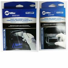 Miller Digital Performance Cover Lens Pkg (231921, 770237)