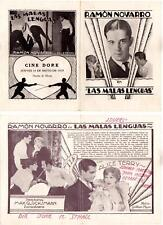 LOVERS?,Ramon Novarro,Herald,1927