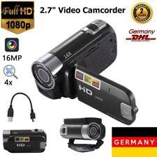 LCD 1080P FULL HD Camcorder Digital Videokamera DV Camera Digitalkamera 16X Zoom