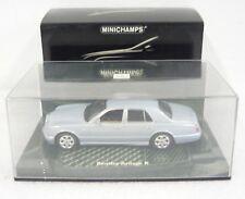 Minichamps 436139001, Bentley Arnage R, eisblau met., limitiert, 1/43, NEU&OVP