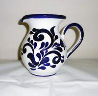 Brocca da 1 lt   in ceramica Sorrentina disegno stilizzato