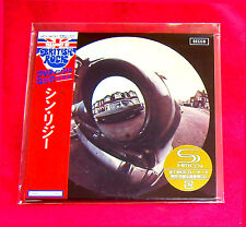 Thin Lizzy Thin Lizzy SHM MINI LP CD JAPAN UICY-94741