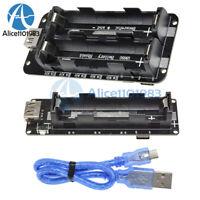 USB 18650 Battery Shield V8/V3 Mobile Power Bank Board For Wifi ESP32 ESP8266