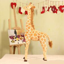 100cm Big Plush Giraffe Toy Doll Giant Large Stuffed Animals Soft Kids Cute Gift