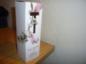 BN TED BAKER FLORAL BLISS BATH AND SHOWER OIL, 200ML