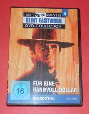 Clint Eastwood DVD-Collection 04: Für eine Handvoll Dollar -- DVD
