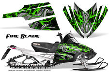 ARCTIC CAT M CROSSFIRE SNOWMOBILE SLED GRAPHICS KIT WRAP CREATORX FBGB