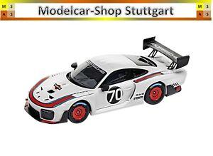 Porsche 935/19 Martini #70 2018 - Minichamps 1:18 - WAP0219020K - Brand New