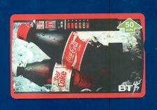 "UNITED KINGDOM: BTP-338 ""Coca Cola Botles"" CN:550F New"