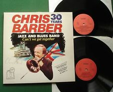 The Chris Barber Jazz & Blues Band Can't We Get Together TTD 517/518 2 x LP