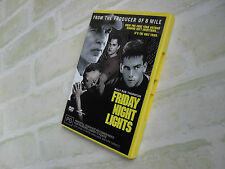 FRIDAY NIGHT LIGHTS - BILLY BOB THORNTON - REGION 4 PAL DVD
