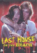 Last House on the Beach DVD Severin 1979 Franco Prosperi Ray Lovelock