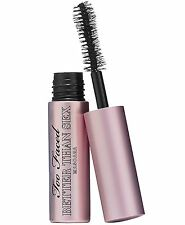 BNIB Too Faced Better Than Sex BLACK Mascara .13 oz Deluxe Travel Size New