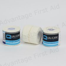 2 Rolls of 5cm X 4.5m Long EAB Elastic Adhesive Bandage Lifting Tape Latex