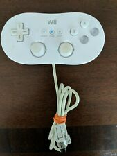 OfficialNintendo Wii Classic Pro Controller Wired Genuine OEM RVL-005