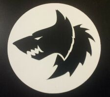 Space wolf logo vinyl sticker - Wolves Marine 40k Warhammer RPG