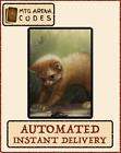 MTG Arena code card FNM Midweek Magic Cat & Dog Sleeves SEP 28 21 -INSTANT
