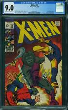 X-Men #53 CGC 9.0 -- 1969 -- 1st Barry Windsor Smith (USA) Blastaar #0338125013
