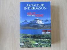 Arnaldur Indridason - KÄLTEZONE - Erlendur Sveinsson 6 - TB - Bastei (14909)