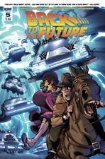 Back To The Future #5 (NM)`16  Gale/ Barber/ Ferreira
