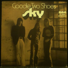 """7"""" SKY - goodie two scarpe / make esso in tempo"""