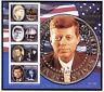 Tobago Cays Grenadines Vincent 2003 MNH John F Kennedy Death 4v M/S JFK Stamps