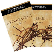 Compact Disc: Atonement - Volumes 1 & 2 (10 Cds) - by Derek Prince