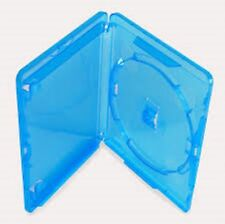 Single Slim Blu ray Case 11 mm Spine New Empty Replacement Disk Amaray Cover