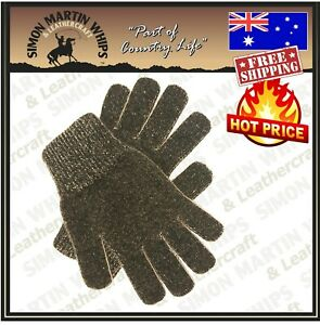 Possum Fur Merino Wool Gloves Knitwear Made In New Zealand