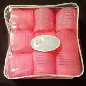 Conair Large Pink Overnight Hair Curlers