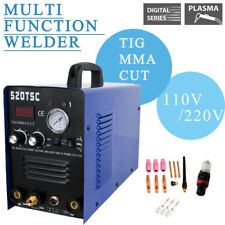 Household 3in1 Multi TIG/MMA/Air Plasma Cutter Welder Welding Machine 520tsc