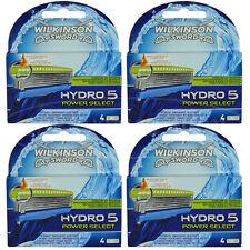 16 Wilkinson Hydro 5 Power Select Rasierklingen Neu Original Verpackt