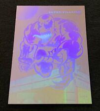 1992 MARVEL UNIVERSE No Number VENOM PROMO HOLOGRAM CARD ADVANCE COMICS NM/M