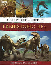 The Complete Guide to Prehistoric Life-ExLibrary