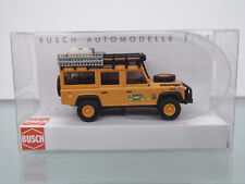 Busch 50367 - H0 1:87 - LANDROVER DEFENDER, CAMEL TROPHY 1989 -