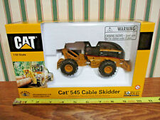 Caterpillar 545 Cable Log Skidder By Norscot 1/50th Scale