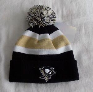 Pittsburgh Penguins Knit Cap