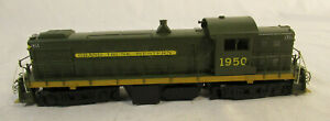 HO Scale ALCO Models RS-1 Diesel Engine - Grand Trunk Western 1950