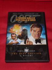 007 L'UOMO DALLA PISTOLA D'ORO - ROGER MOORE (2 DVD) THE BEST EDITION