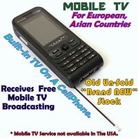Sagem my MobileTV GSM Unlocked European Dual Band Camera Cell Phone, +MOBILE TV