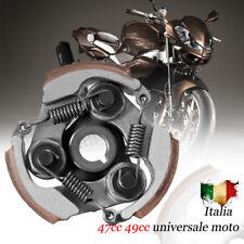 Frizione 3 Masse Molle Per Minimoto Minicross Miniquad Atv 47cc 49cc Cinesi
