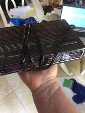 GE General Electric Digital Alarm Clock Radio 7-4612B 80's Vintage Tested Works