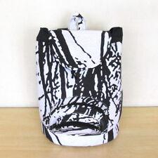 Backpack Indian Black & White Backpack Bag Unisex Men Women Street Fashion Bags