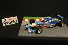 Minichamps Benetton Renault B197 1997 1:18 #7 Jean Alesi (FRA) (F1NB)